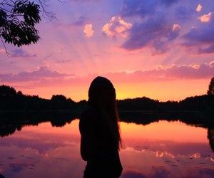 amazing, beauty, and evening image