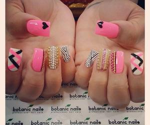 cute and nails image
