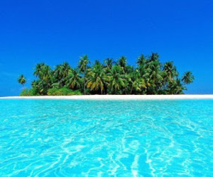 blue, water, and beach image