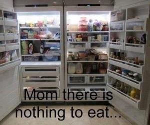 food, eat, and mom image
