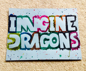 music and imagine dragons image