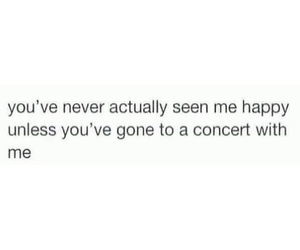 concert, happy, and music image