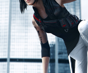 faith and mirror's edge image