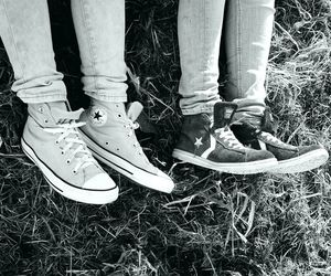 all star, friends, and converse image