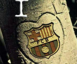 Barca, fcb, and love image