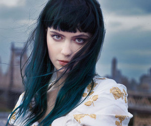 grimes, hair, and music image