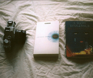 book, indie, and vintage image