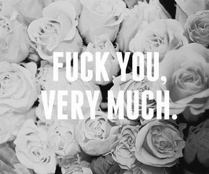 boyfriend, f*ck you, and hate image