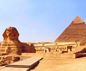 egypt, pyramid, and ancient image
