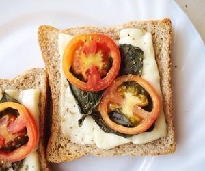 food and toast image