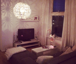 apartment, decoration, and girly image