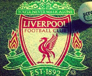 football, anfield, and liverpoolfc image