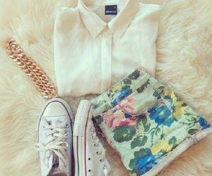 fashion, converse, and clothes image
