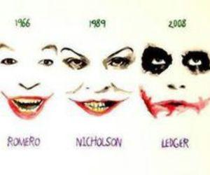 joker, batman, and ledger image