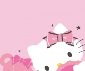 hello kitty, nice, and rose image