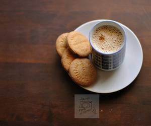 biscuits, chocolate, and coffee image