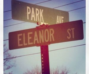 book, eleanor & park, and eleanor image
