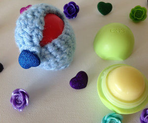 lip balm, eos lip balm, and lip balm cozy image