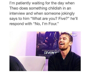 four, interview, and insurgent image