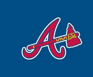 atlanta, baseball, and braves image