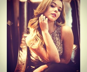 sasha pieterse, pll, and pretty little liars image