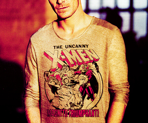 michael fassbender, x-men, and magneto image