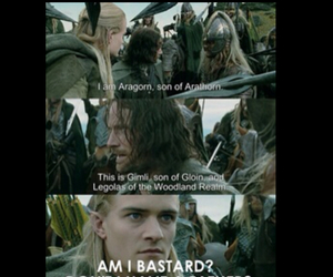 father, funny, and Legolas image
