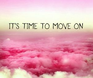 different, move on, and pink image