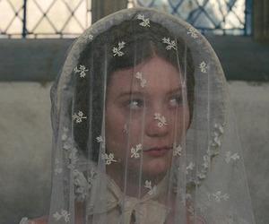 jane eyre, Mia Wasikowska, and wedding image