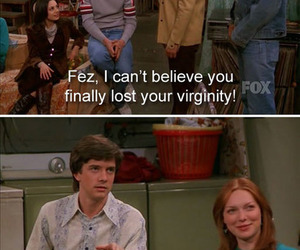 funny, that 70s show, and fez image
