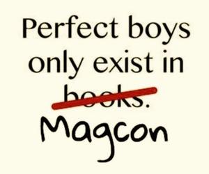 magcon, boy, and cameron dallas image