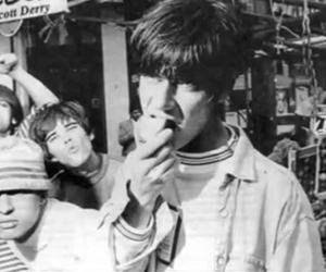 britpop, stone roses, and ian brown image