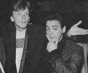 80s, robertdowneyjr, and anthonymichaelhall image