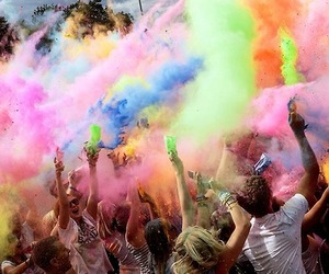 color, party, and funny image
