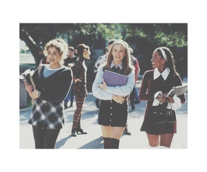 90s, Clueless, and grunge image
