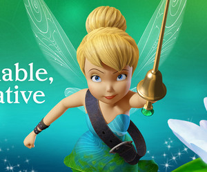 tinker bell and disney fairy image