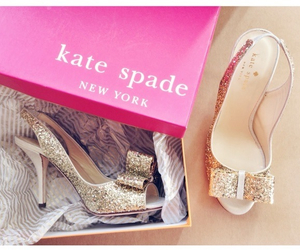 kate spade, bow, and fashion image