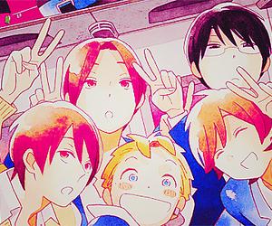 manga, yuuki, and yuuta image