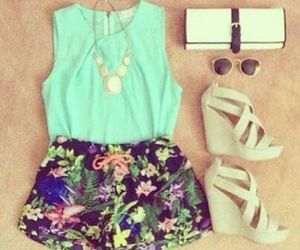 accessories, dress, and clutch image