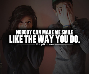 quotes, smile, and couples image