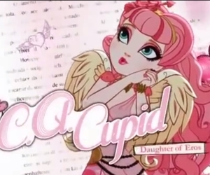 c.a cupid, ever after high, and daughter of eros image
