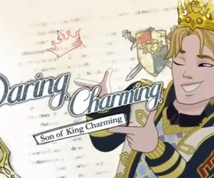 daring charming and son of the king charming image