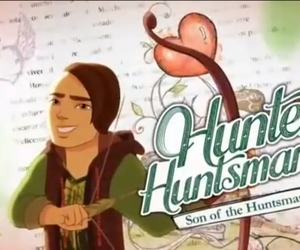 ever after high, hunter huntsman, and son of the huntsman image