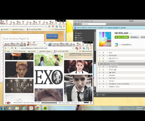 exo, music, and tumblr image