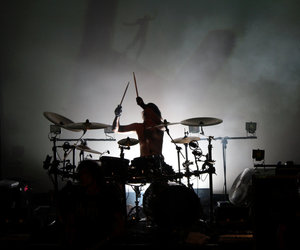 awesome, drummer, and drums image