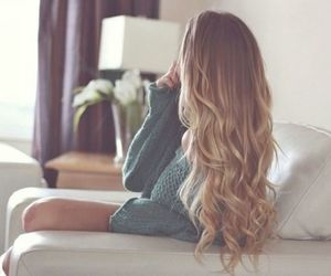 beautiful, hair, and pretty image