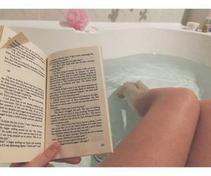 book and bath image