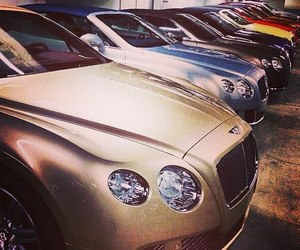 Bentley, cars, and luxery image