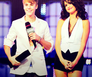 couple, justin bieber, and fag image