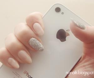hybrid, iphone, and manicure image